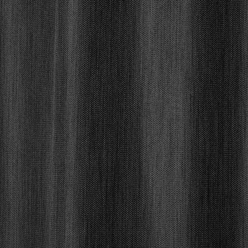 Marion gordijn 100% lichtdicht met plooiband Antraciet stofdetail