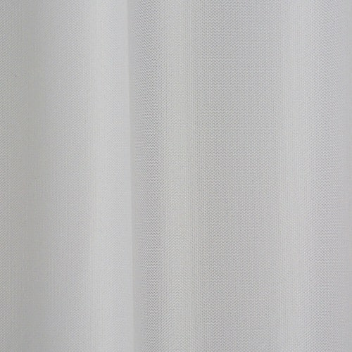 Marion gordijn 100% lichtdicht met plooiband Wit stofdetail voorkant